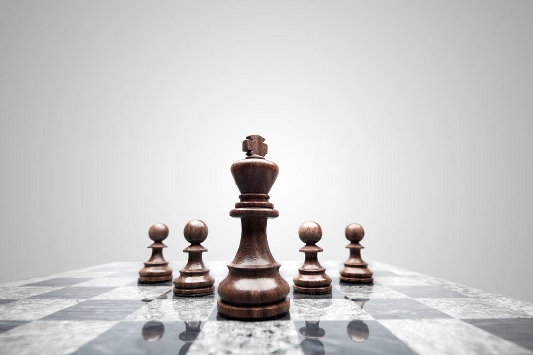 Xadrez Empresarial, Estratégia, Competitividade