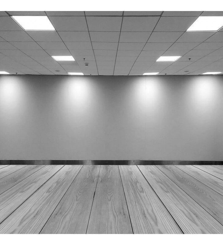 dalle panneau LED 60x60 cm dans un futur open space