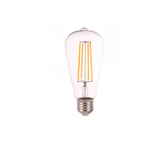 EDISON - Ampoule Filament E27 ST64 6W