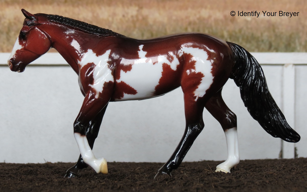 Identify Your Breyer Loping Quarter Horse