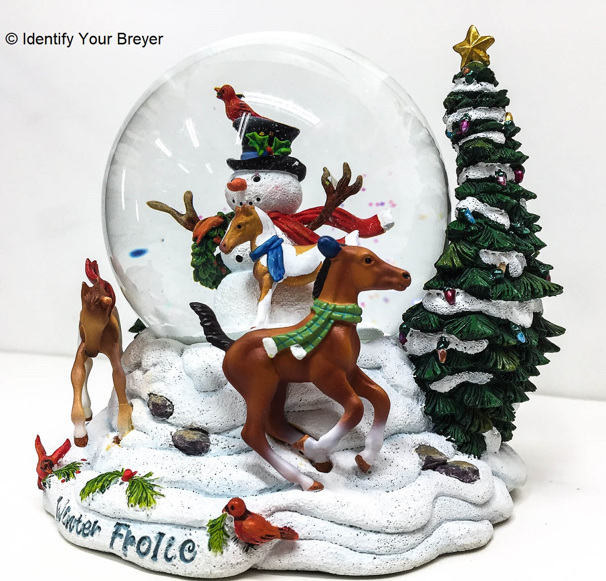 Identify Your Breyer Cantering Foal