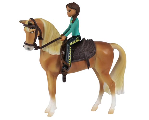 Identify Your Breyer Spirit Riding Free Collection