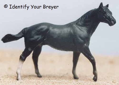 Identify Your Breyer Quarter Horse Stallion