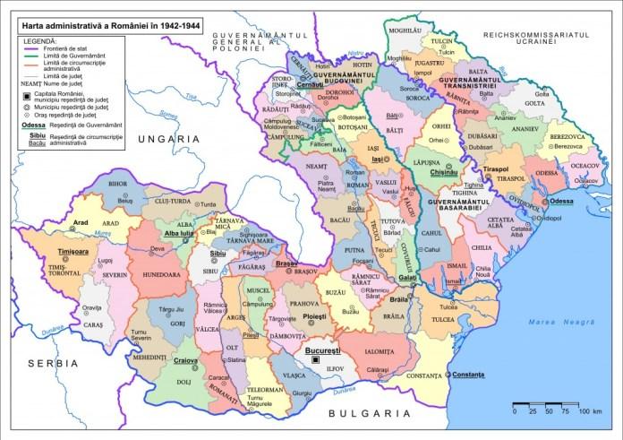 Harta 1942