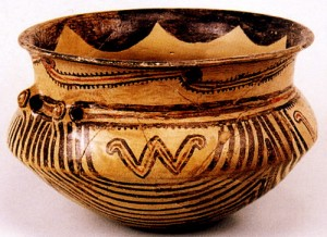 """Ceramică de Cucuteni…vechime 7.000 de ani, pe când Europa…""""dormea"""""""