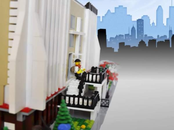 Church – Ideo Bricks-order your custom Lego Moc model,build by brick ...