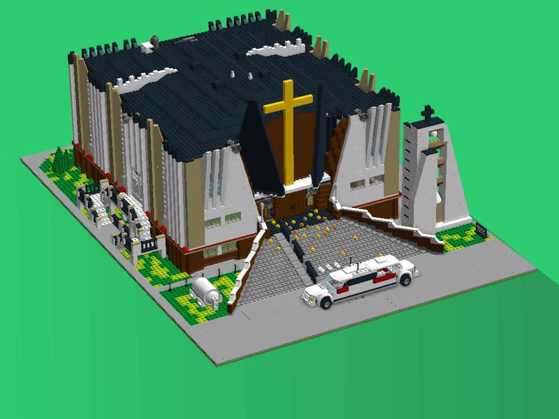 Skala figurek LEGO®