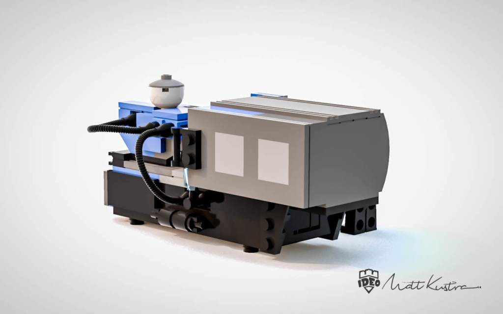 injection molding machine make your own lego set promotion lego model ideo bricks
