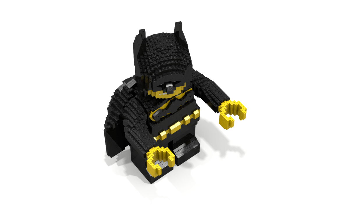 movie batman lego figurki z klocków lego matt kustra