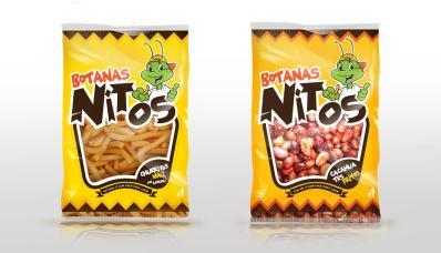 Cacahuates y Churritos Nitos