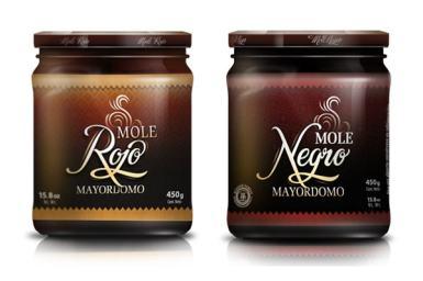 Etiquetas para Mole