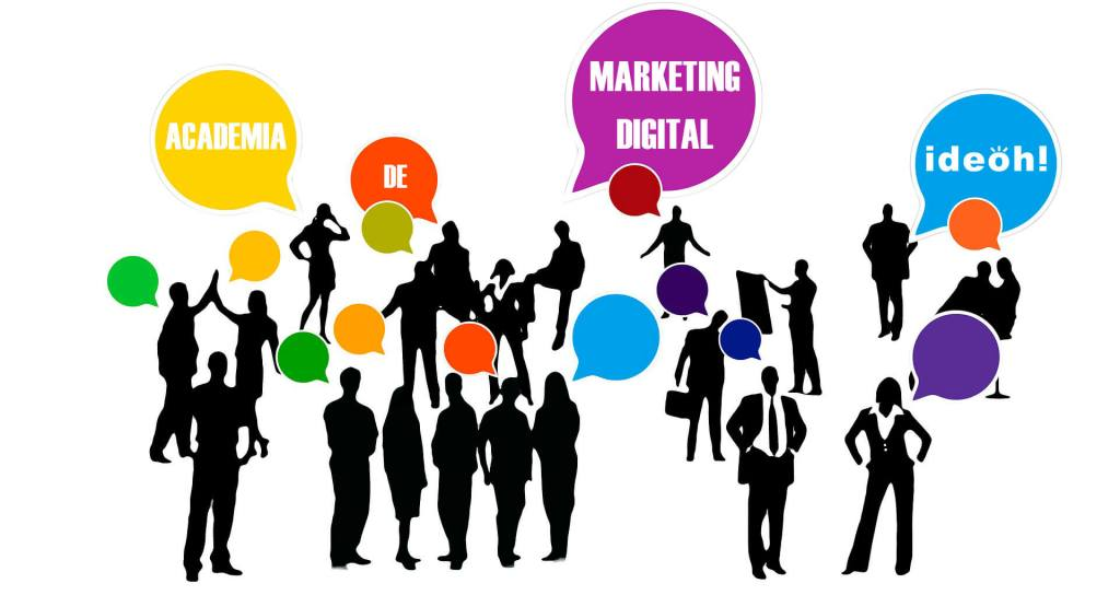 Cursos de la Academia de Marketing Digital ideoh!