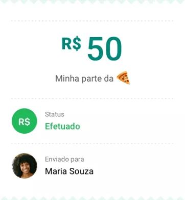 whatsapp pay exemplo 2