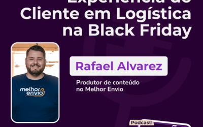 No podcast da Ideris, ouça sobre logística na Black Friday