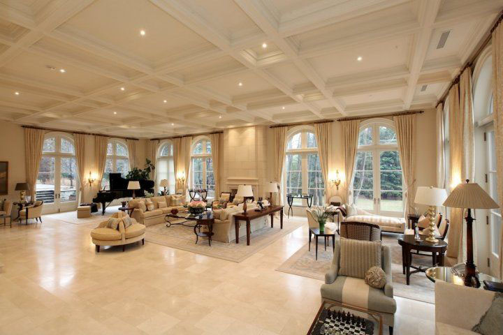 Exquisite Mega Mansion In Toronto   iDesignArch   Interior Design     Via  Twisted Sifter