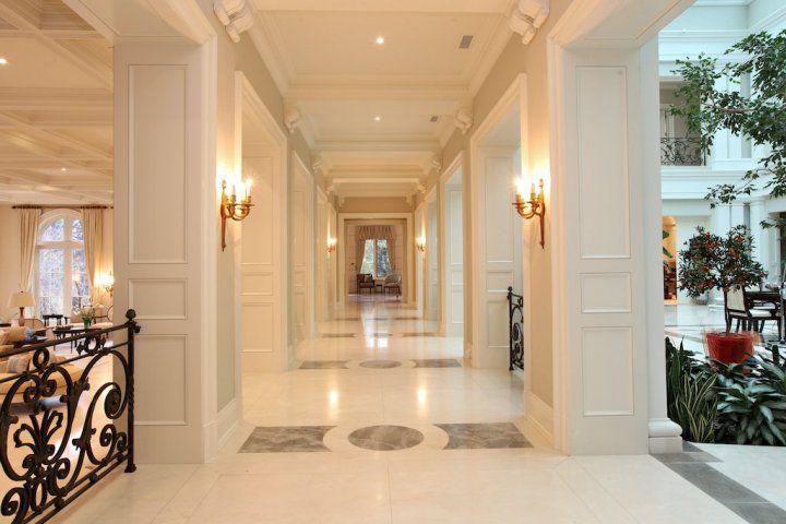 Exquisite Mega Mansion In Toronto IDesignArch Interior Design Architecture Amp Interior