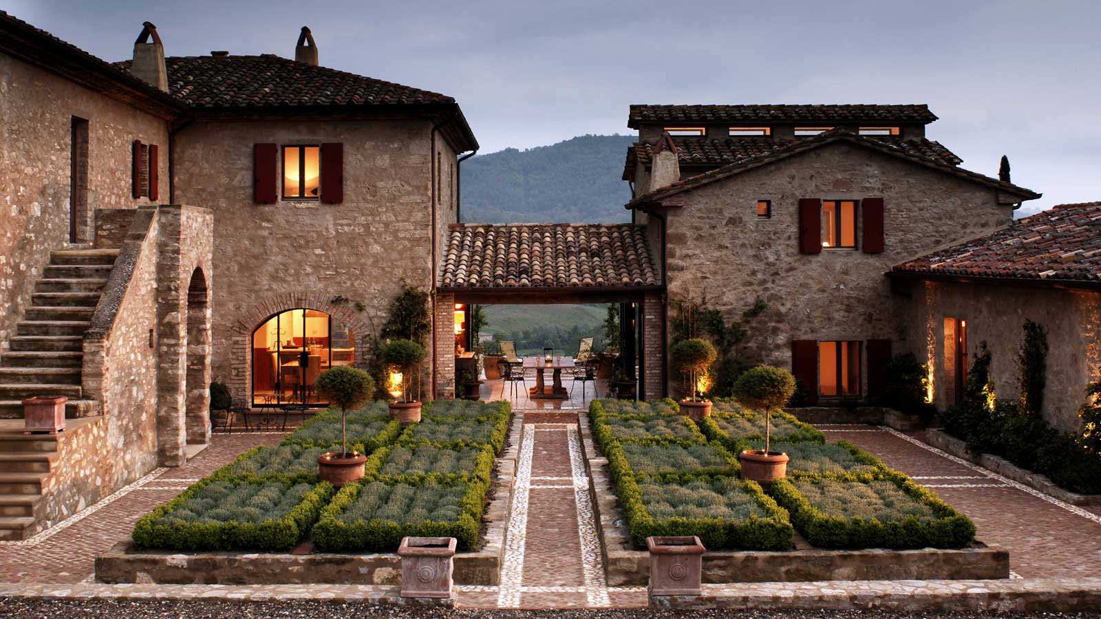 Mediterranean Interiors Beautiful Home