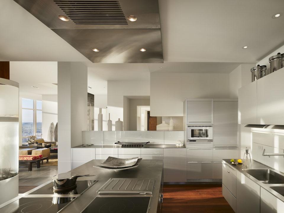 Stunning Modern Penthouse Apartment In Philadelphia