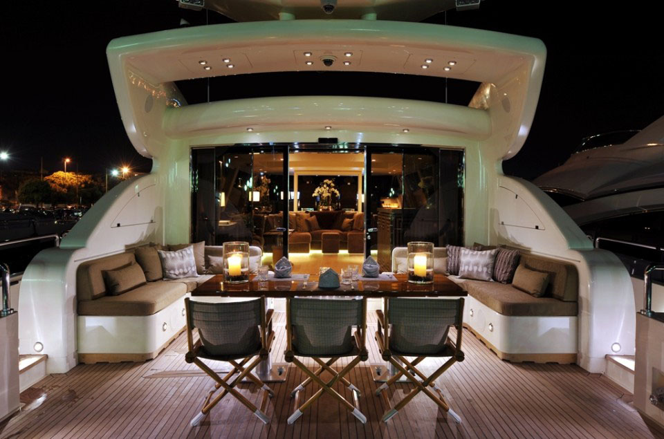 Yacht Interiors IDesignArch Interior Design