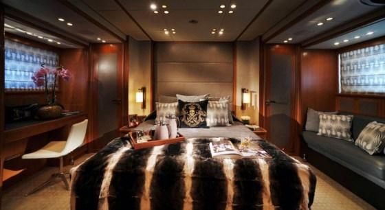 Yacht-Interior
