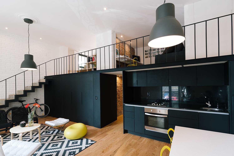 Stylish Loft Apartment In Mexico City IDesignArch Interior Design Architecture Amp Interior