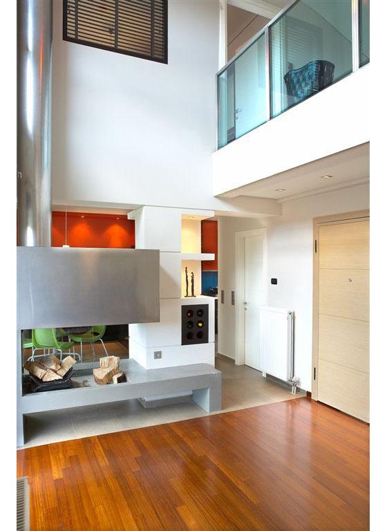 Modern Duplex Apartment In Athens IDesignArch Interior Design Architecture Amp Interior