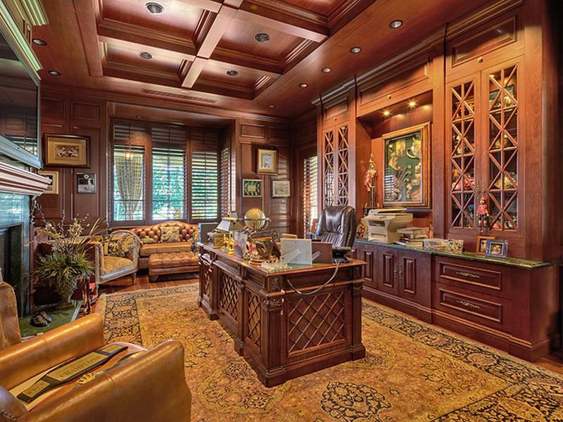 Fort Lauderdale Mediterranean Style Estate With Beautiful Grand Staircase IDesignArch
