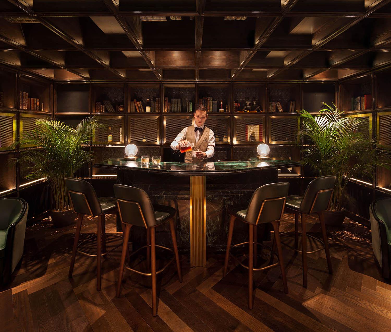 Foxglove Speakeasy Bar Hong Kong14