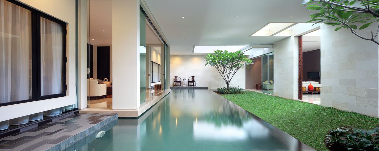 Luxury Garden House In Jakarta IDesignArch Interior