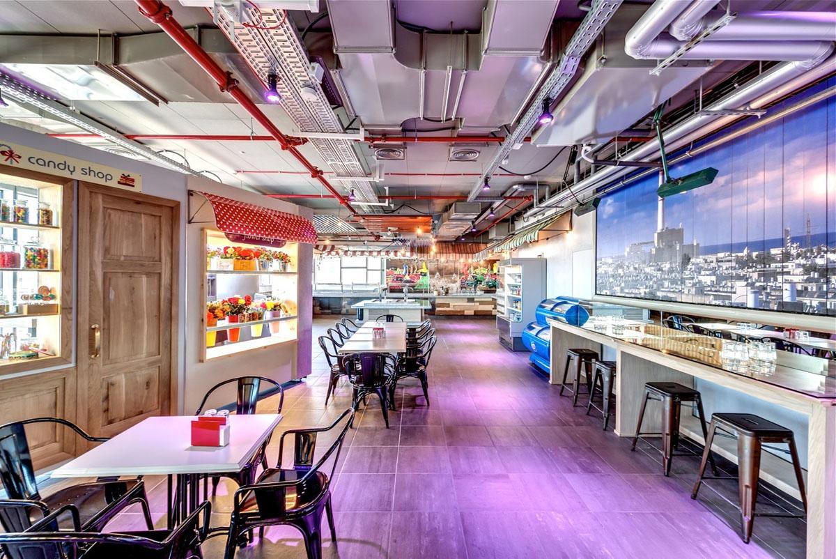 Google Tel Aviv Office Interiors IDesignArch Interior