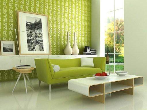 Resultado de imagem para greenery pantone decor