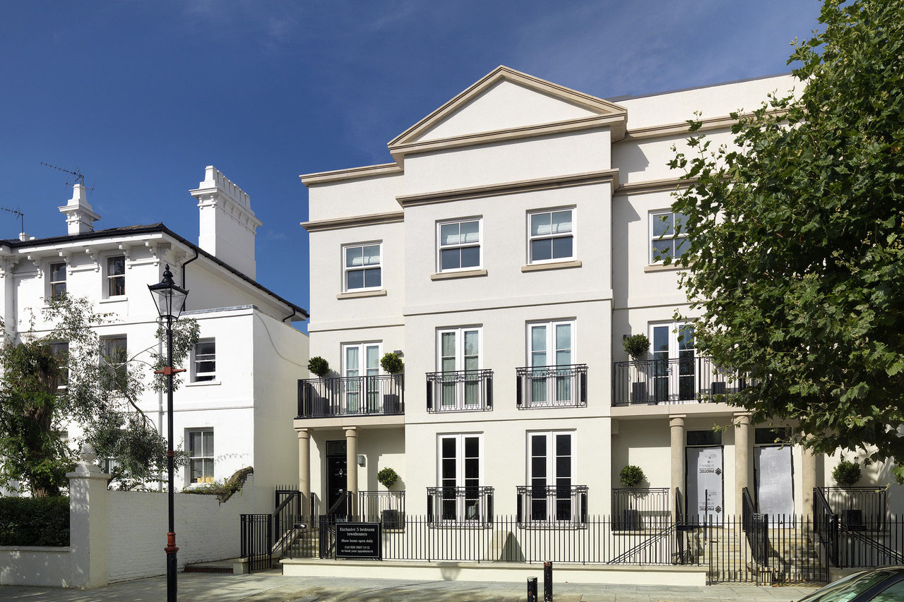 Hammersmith London Townhouse1