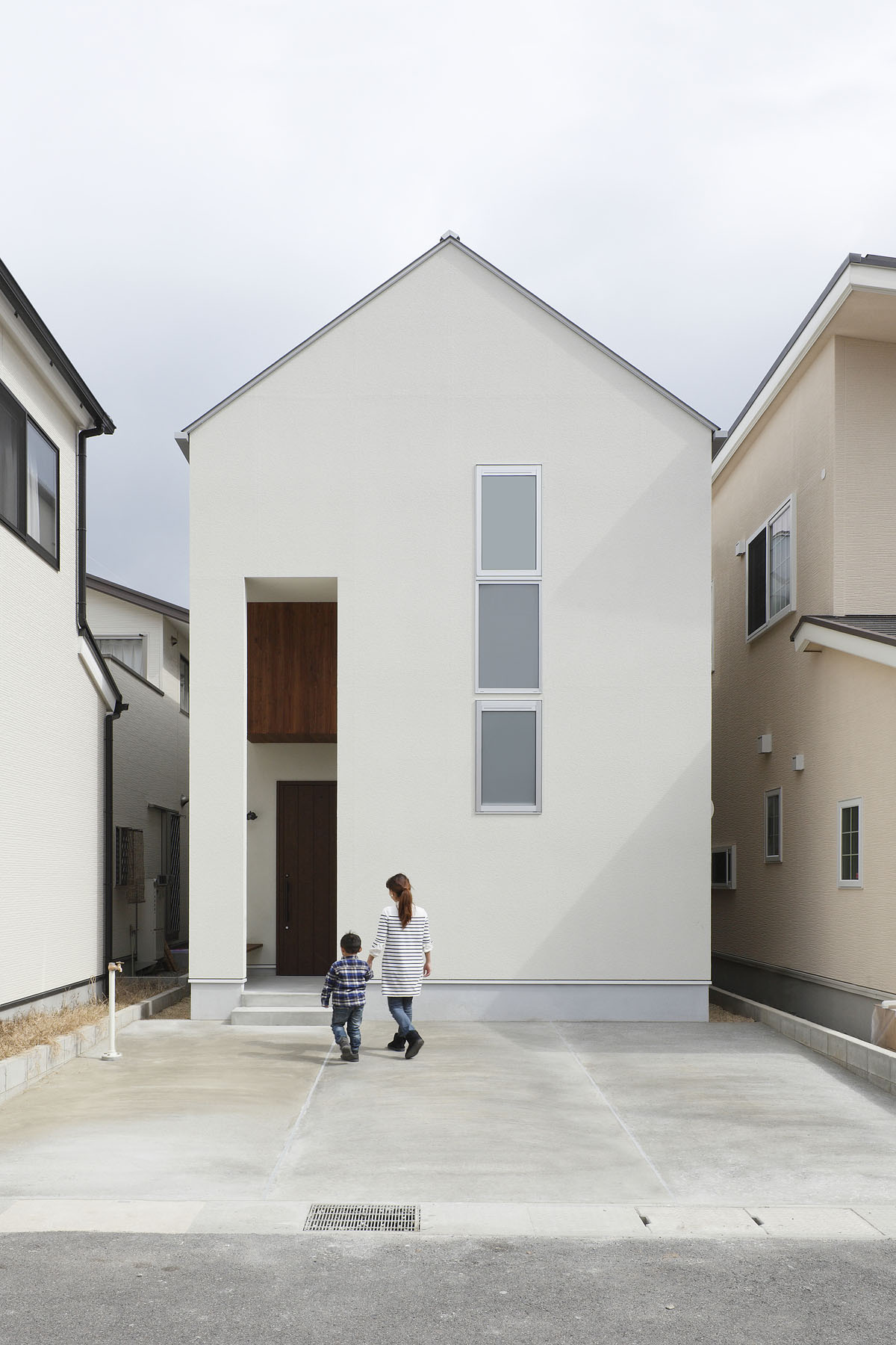 Small Modern House In Kyoto With Wood Interiors IDesignArch Interior Design Architecture