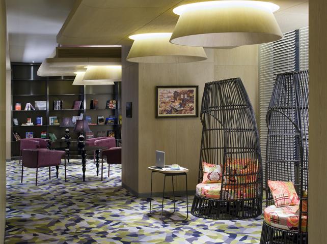 Hotel Indigo Shanghai A Fusion Of Ancient And Modern