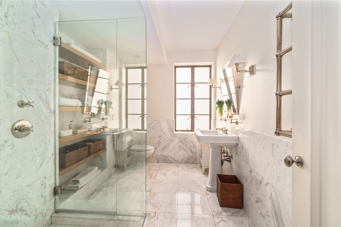 Ina Gartens Ultra Chic New York City Apartment With Hotel