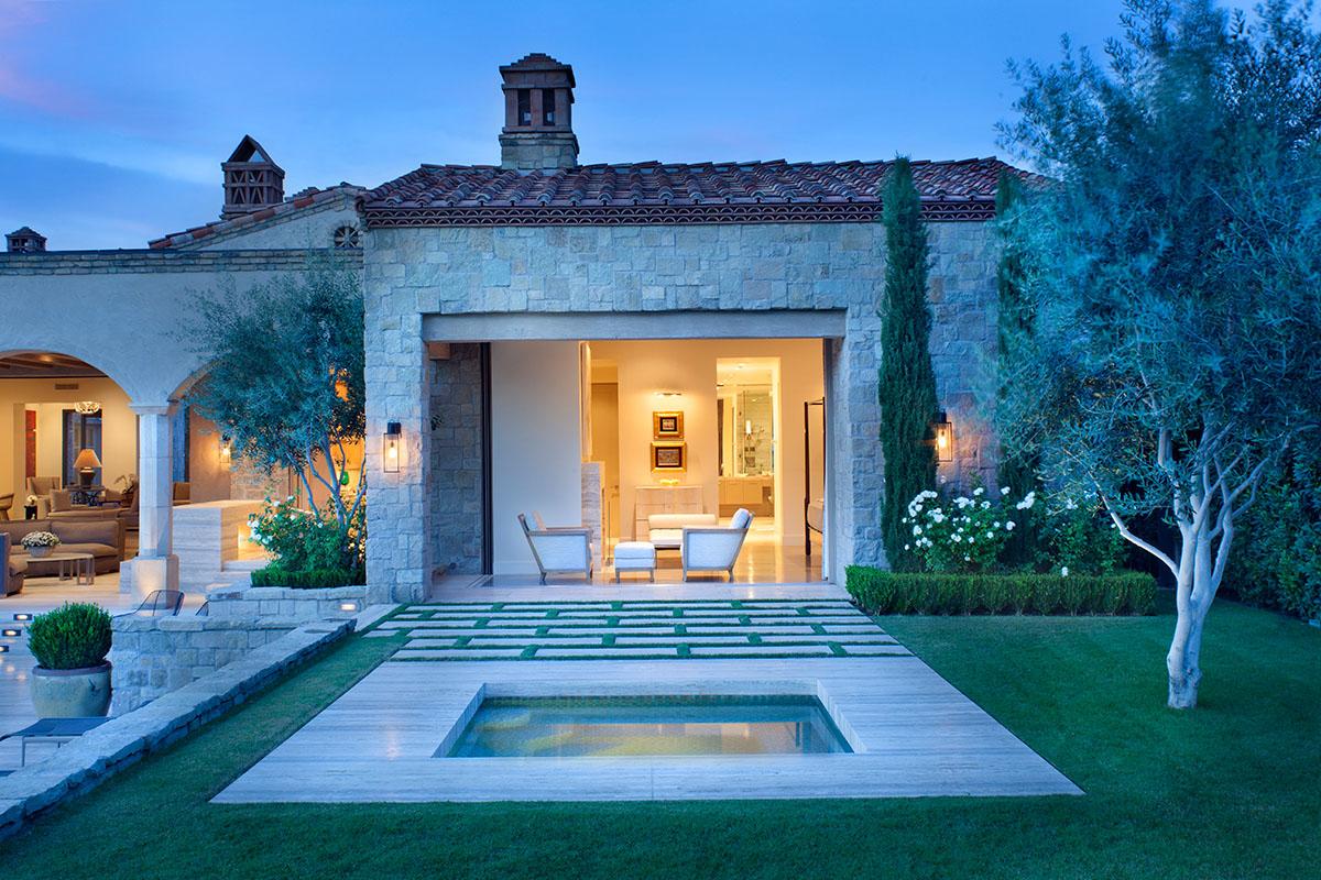 Beautiful Italian Style Villa In La Quinta The Ultimate