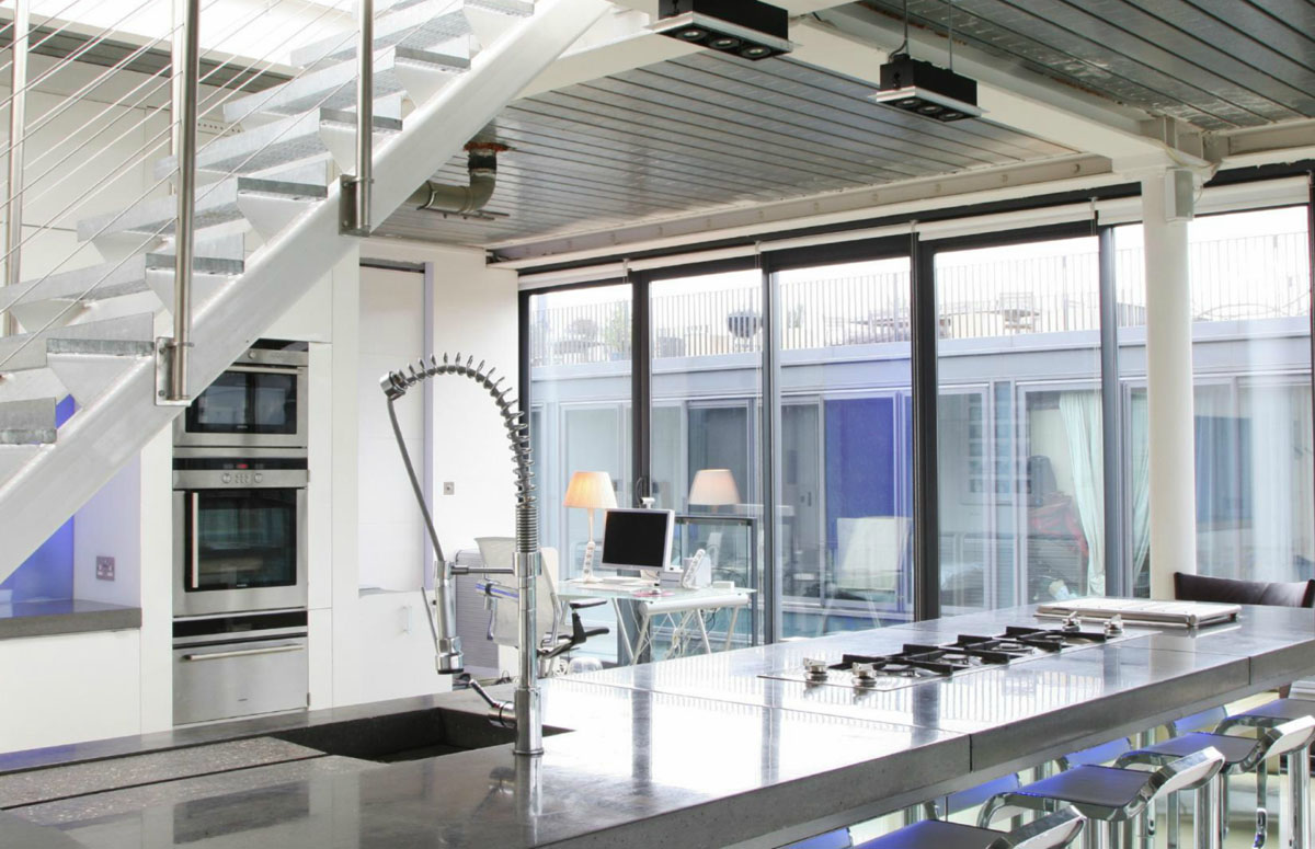 Jam Factory Designer Penthouse Apartment Idesignarch