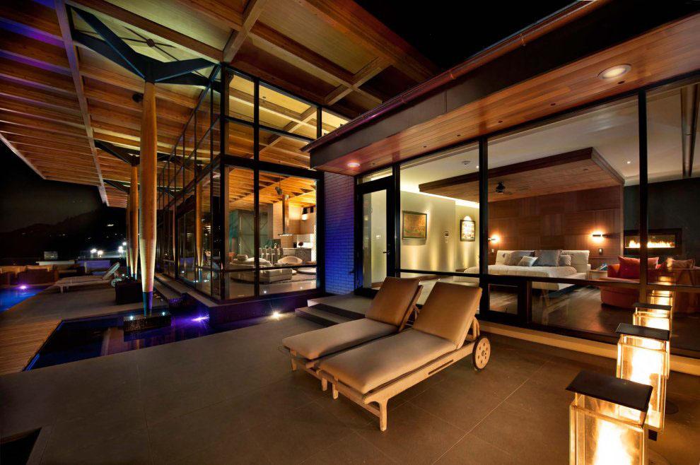 Kelowna Contemporary House On Okanagan Lake | iDesignArch ...