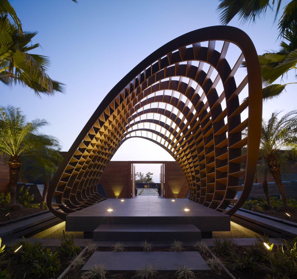 Energy Efficient Home In Hawaii Idesignarch Interior