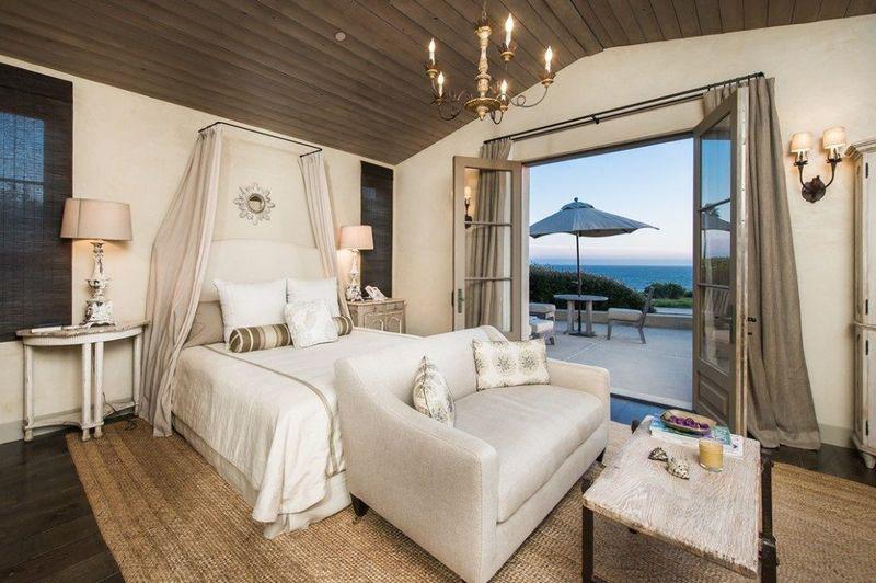 Lady Gagas Mediterranean Inspired Malibu Beachfront Estate IDesignArch Interior Design