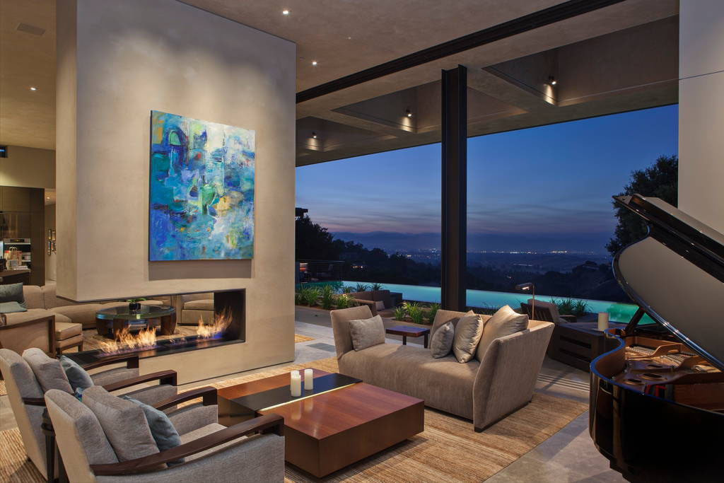 Modern Luxury Estate With Views Of The San Francisco Bay Area IDesignArch Interior Design
