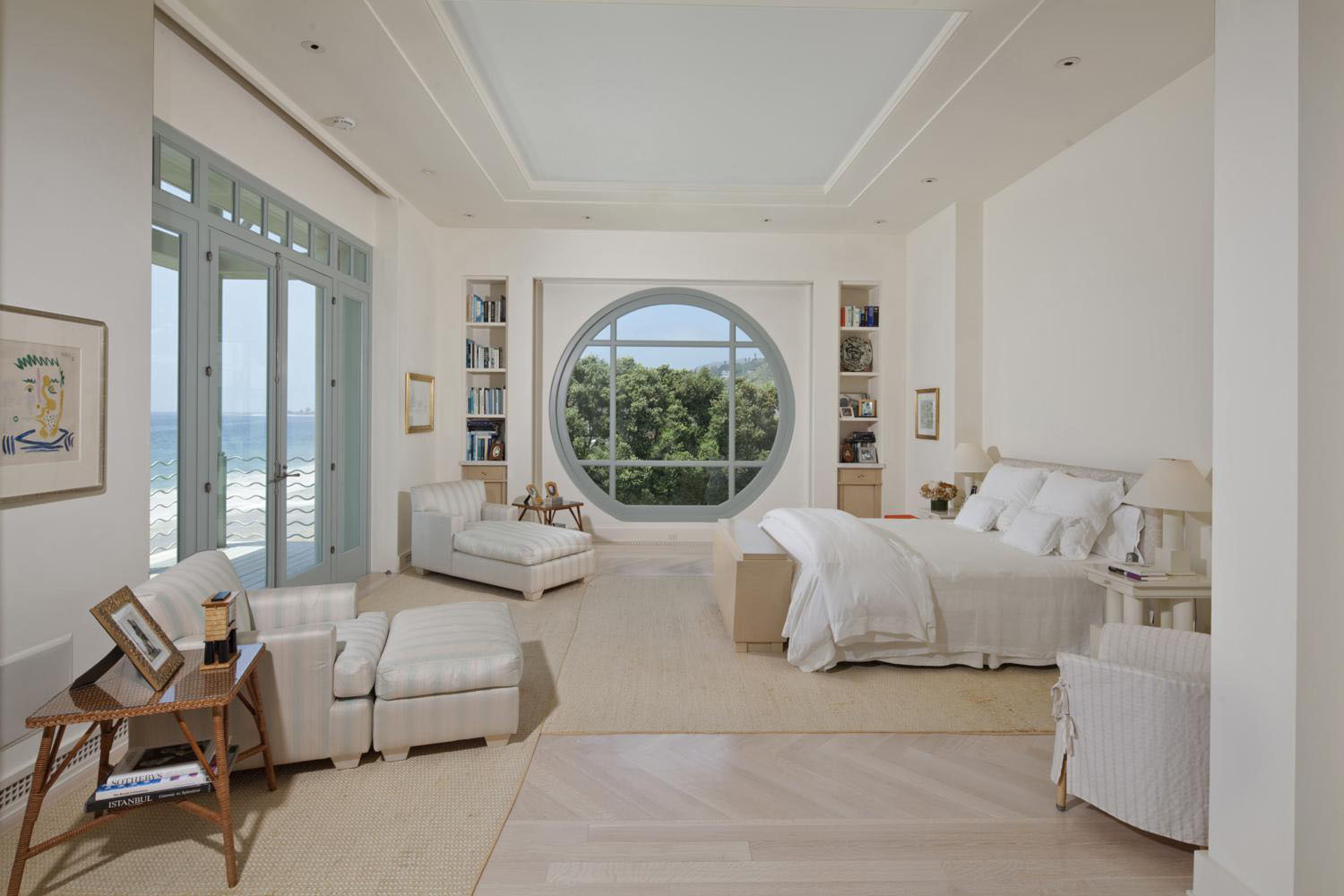 Luxury Malibu Estate With Beach Frontage Idesignarch