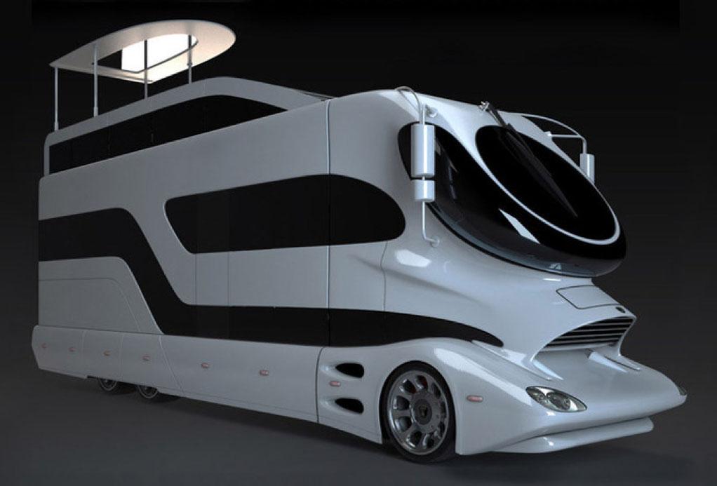 The Ultimate Luxury Mobile Home EleMMent Palazzo IDesignArch Interior Design Architecture