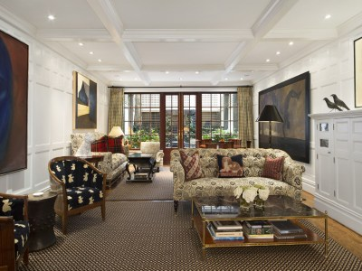 Elegant Manhattan Townhouse With Indoor Swimming Pool ...