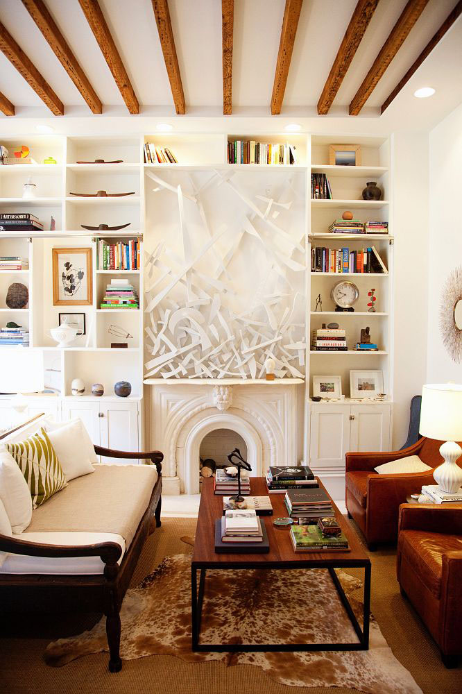 Brooklyn Brownstone Balances Between New And Old IDesignArch Interior Design Architecture