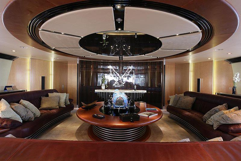 Luxury Sailing Yacht Maltese Falcon IDesignArch Interior Design Architecture Amp Interior