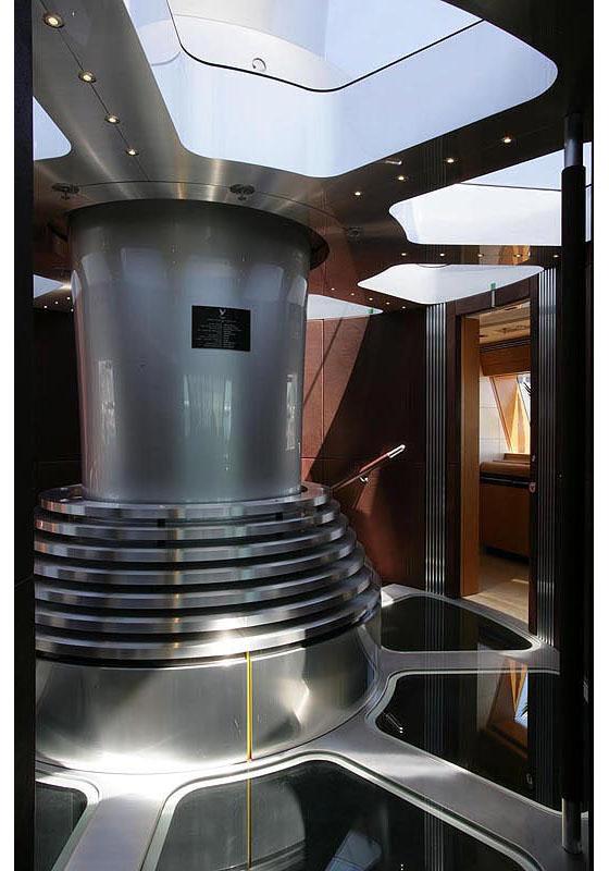 Luxury Sailing Yacht Maltese Falcon IDesignArch