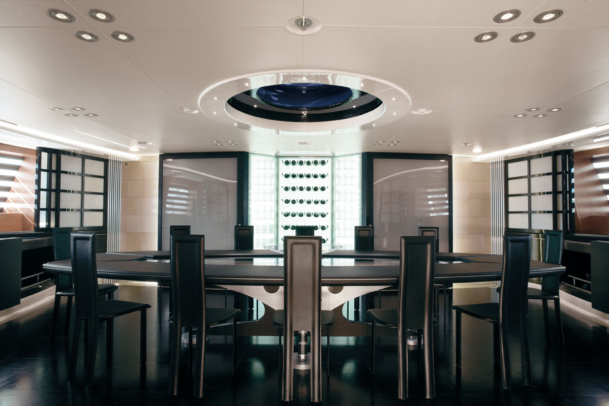 Luxury Sailing Yacht Quot Maltese Falcon Quot Idesignarch
