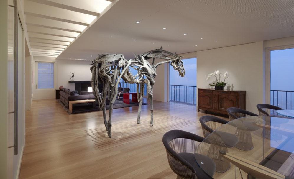 Pacific Heights Contemporary Open Concept IDesignArch Interior Design Architecture