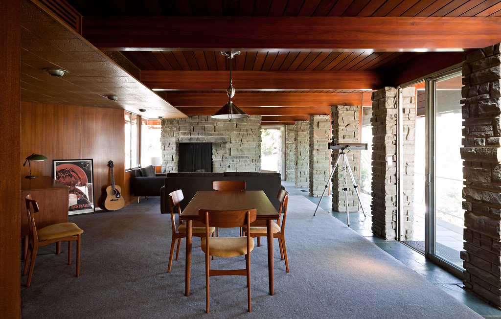 Moby Castle In Hollywood Hills IDesignArch Interior